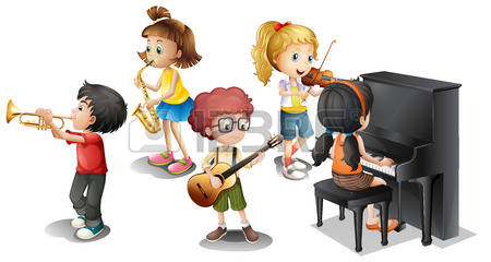 34140414-illustration-of-many-children-playing-musical-instruments